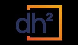 DH Squared logo